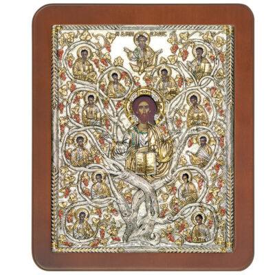 Χριστός η Άμπελος-Christ the Vine-Tree