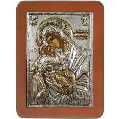 Παναγία Γλυκοφιλούσα Αγγέλων-Virgin Sweet Kissing with Angels