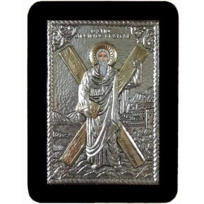 Άγιος Ανδρέας με Σταυρό-Saint Andrew with cross