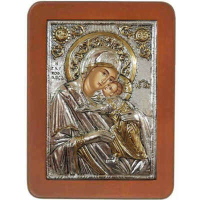 Παναγία Γλυκοφιλούσα-Holy Virgin Mary Sweet Kissing