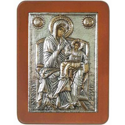 Παναγία η Ένθρονη-Virgin Enthroned