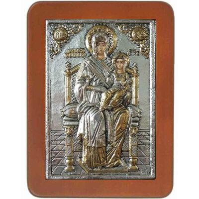 Παναγία Ένθρονη-Virgin Enthroned