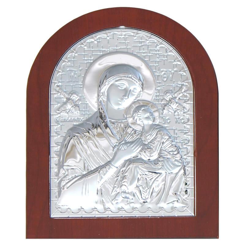 Παναγία Αμόλυντος με Αγγέλους-Virgin Immaculate with Angels
