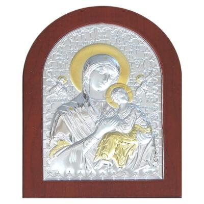 Παναγία Αμόλυντος-Virgin Immaculate with Angels