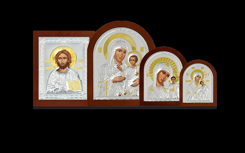Μοντέρνες Βυζαντινές Ορθόδοξες Εικόνες-Byzantine Orthodox IconsModern