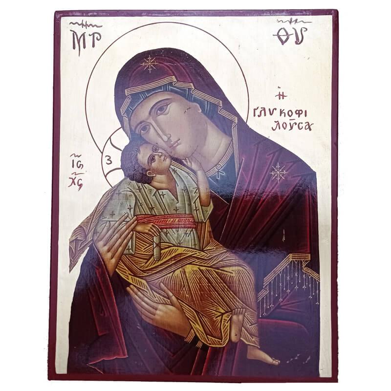 Ξύλινη Εικόνα Επίπεδη-Wooden Flat Icon
