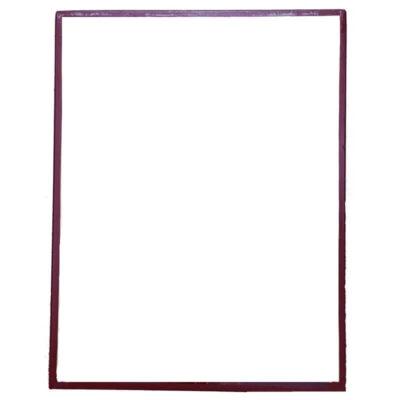Κορνίζα επίπεδη-Flat frame