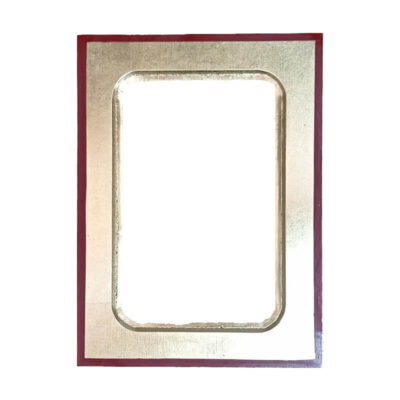 Σκαφτή κορνίζα-Carved frame